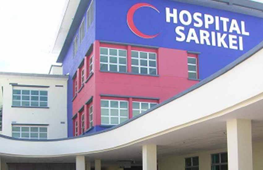 Nano-G's Waterproofing Services For Hospital Sarikei