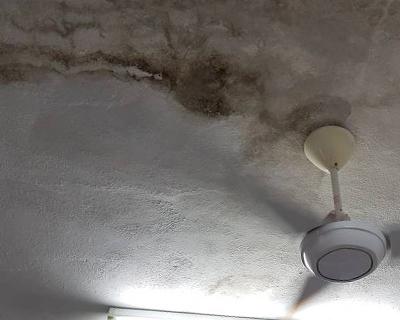 Nano-G_Leaking Ceiling