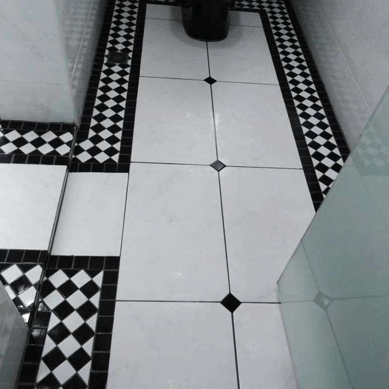 Bathroom After Nano-G's Waterproofing And Anti-Slip Coating